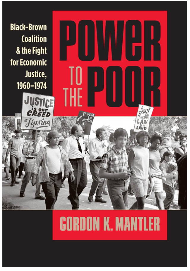 Poor People's Campaign Expert, Dr. Gordon Mantler